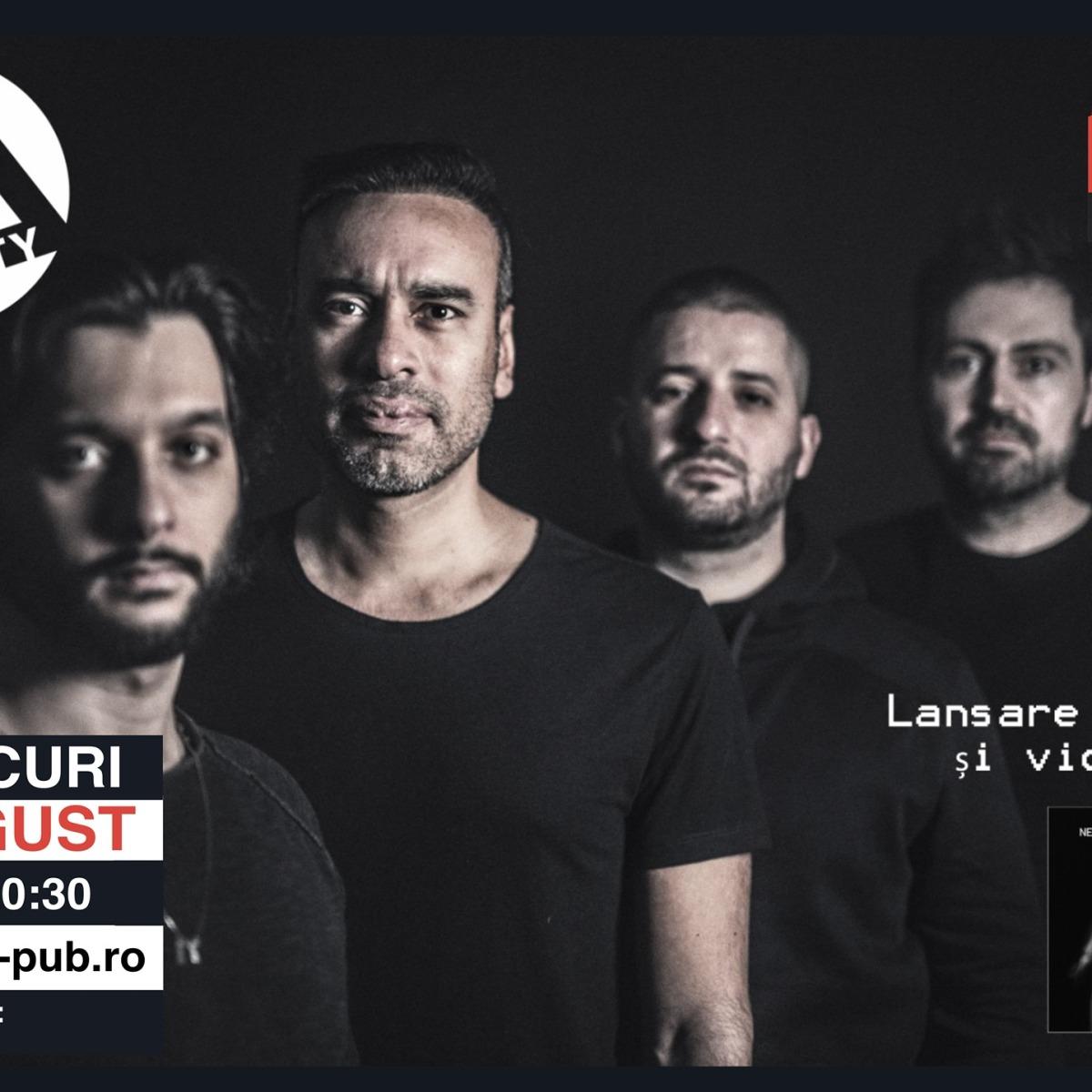 GUILTY live + Lansare de single si videoclip la The PUB Universității