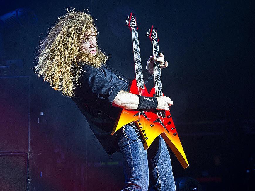 Dave Mustaine a dezvăluit numele noului album Megadeth