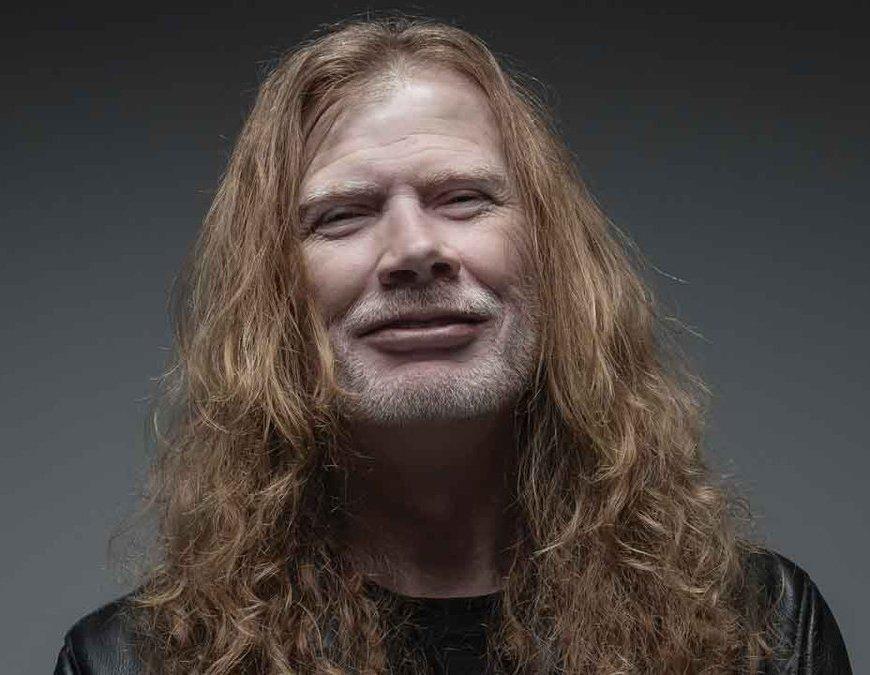 """Dave mustaine prezintă pentru prima oara """"misteriosul basist"""" Megadeth"""