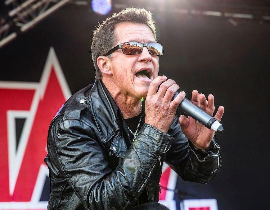 Vocalistul METAL CHURCH, MIKE HOWE a decedat la vârsta de 55 de ani