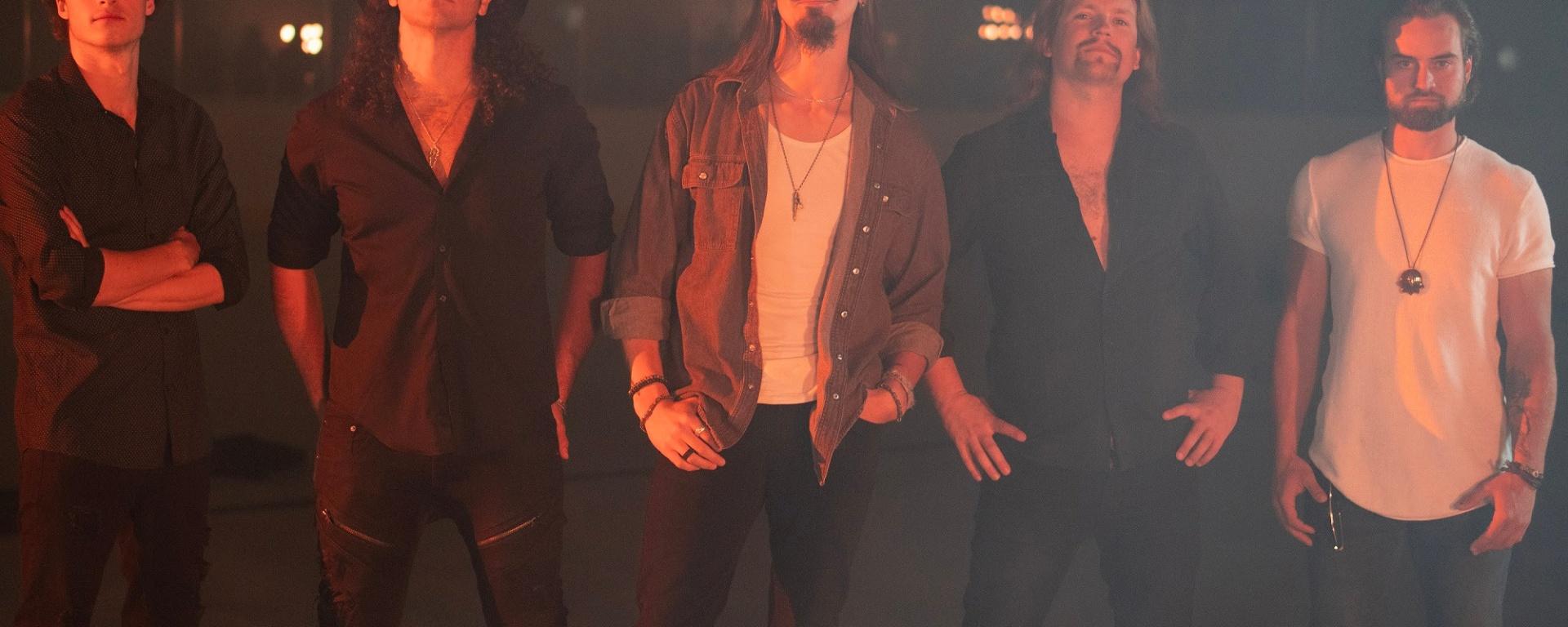 "Rockshots Records: Calgary Rockers In/Vertigo New Music Video ""Chains"""