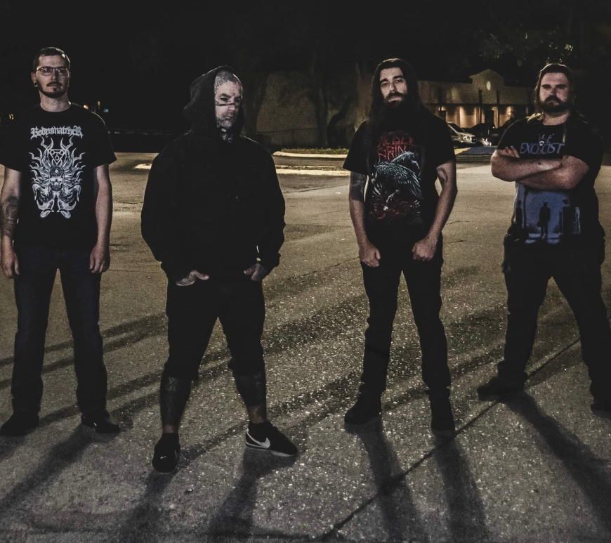 Florida Deathcore Kill The Imposter USA Tour & Festival Dates w/ The Convalescence