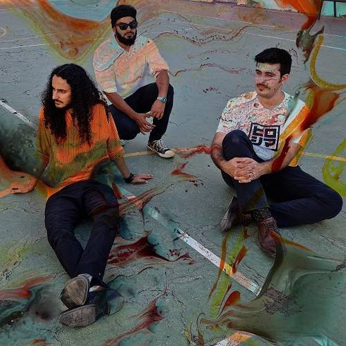 """Saudi Psychedelic Prog Songs of Petrichor New Animated Music Video """"She's In Black"""""""