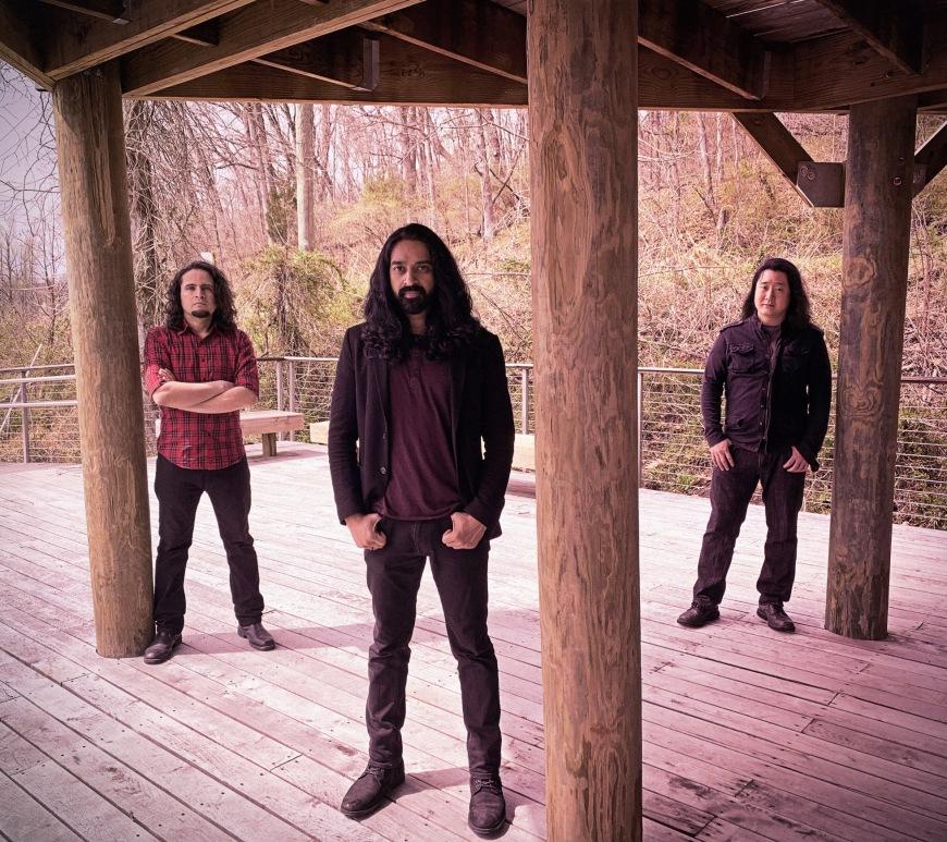 "Shumaun Announce Accessible Progressive Metal Album ""Memoirs & Intuition"""