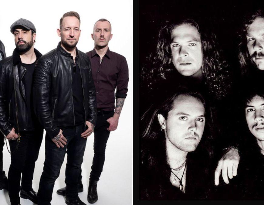 """METALLICA: Ascultă coverul Volbeat după piesa """"Don't Tread on Me"""" și vezi un clip alternativ pentru """"Enter Sandman"""""""