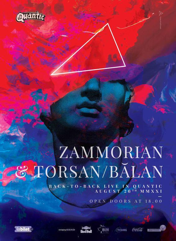 Zammorian & Torsan/Balan @ Quantic