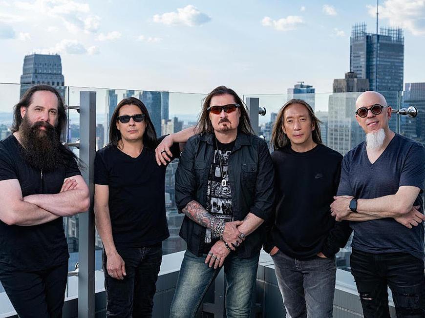 """Trupa Dream Theater lansează clipul pentru single-ul """"The Alien"""" de pe cel de-al 15-lea album"""