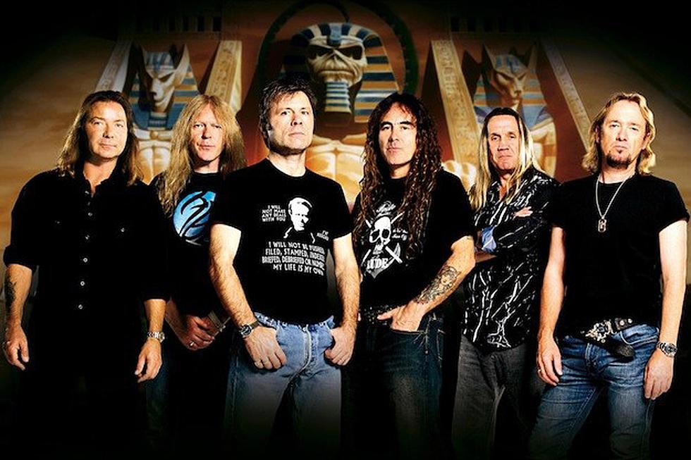 """Trupa Iron Maiden a lansat piesa """"Stratego"""""""