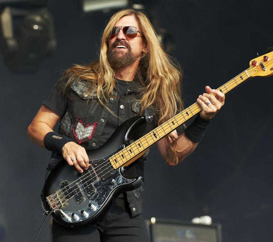 Trupa Megadeth anunță noul basist în persoana fostului basist James LoMenzo