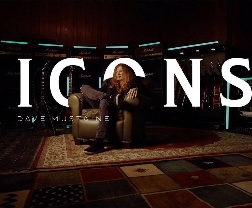 Dave Mustaine vorbește despre Metallica și Megadeth în cel mai nou episod din Gibson Icons