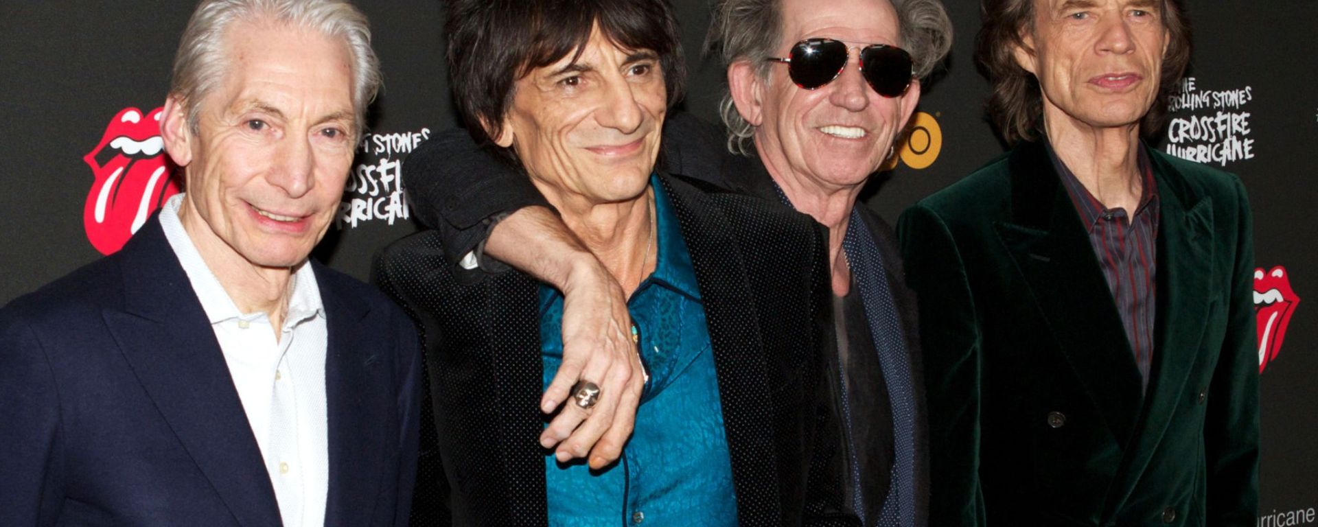 The Rolling Stones a distribuit un videoclip tribut bateristului Charlie Watts