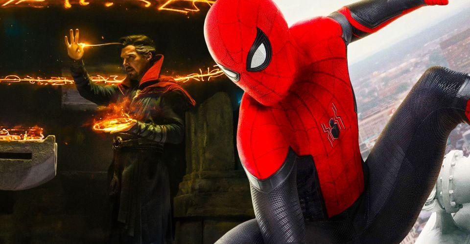 Ajutorul lui Doctor Strange acordat lui Spider-Man în No Way Home face sens