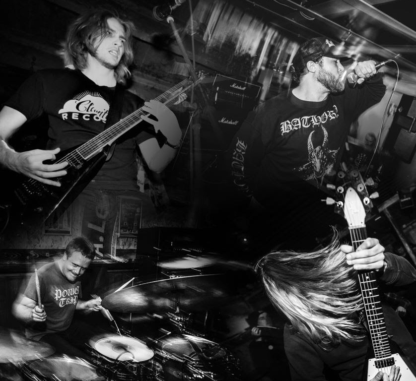 Listen to 'Distorted Dreams'!, the debut album from Grinding Fear!