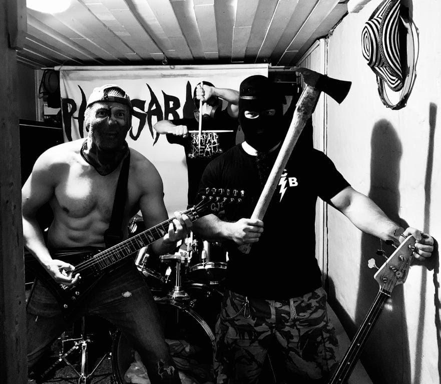 "Listen to ""Loputon teurastusis"", the new album from the Finnish Death metal band PANSSARITUHO"