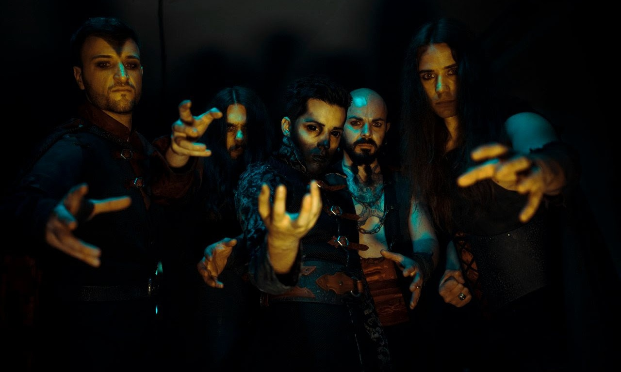 DRACONICON SIGNS WITH BEYOND THE STORM PRODUCTIONS, NEW ALBUM DETAILS REVEALED