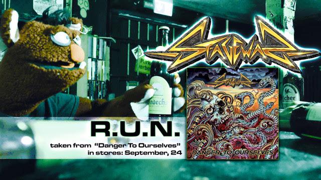 "STAGEWAR release new video for ""R.U.N."""