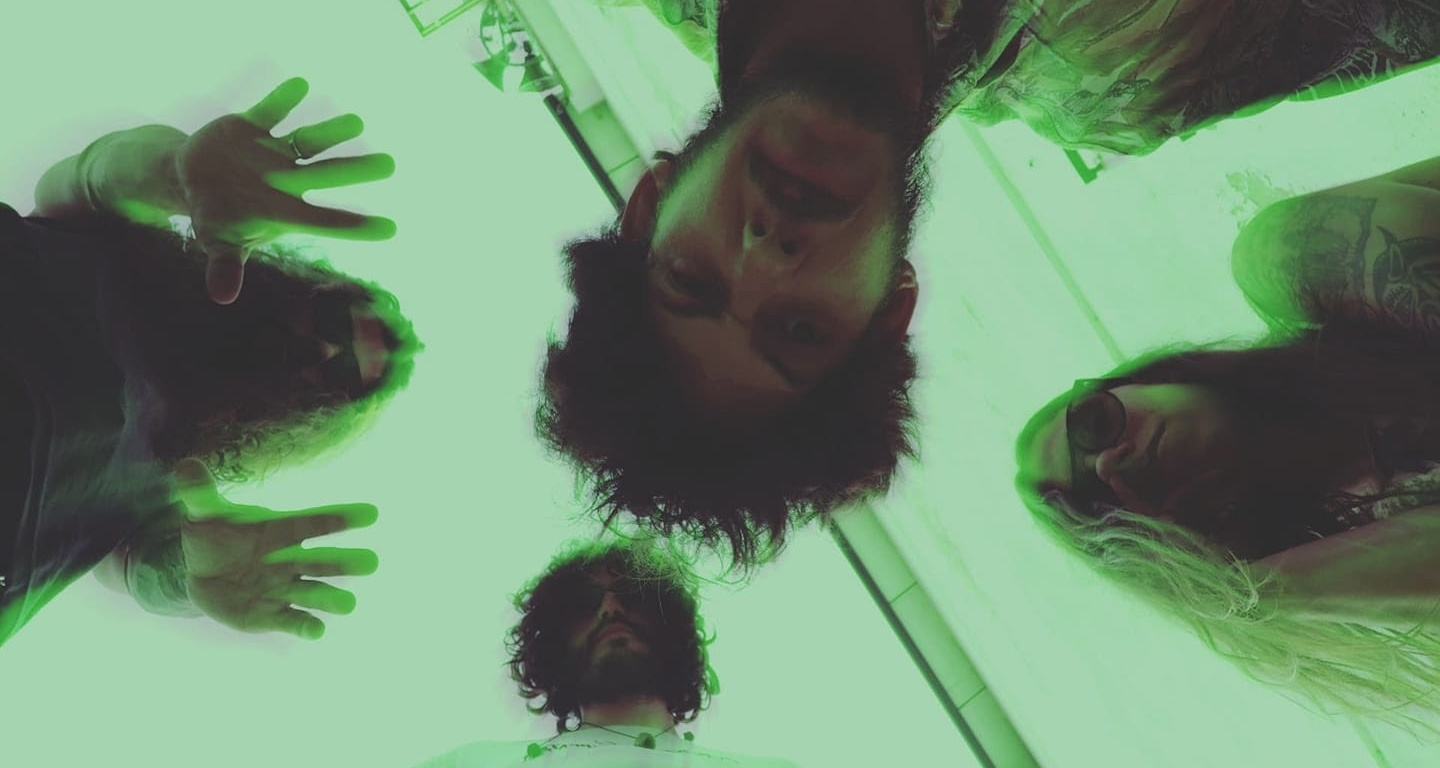 """Portuguese band Spitgod release today their debut single """"Black Wine Glass"""""""