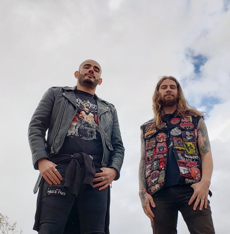 """VARNOK announce new EP """"Anthropogenic"""""""