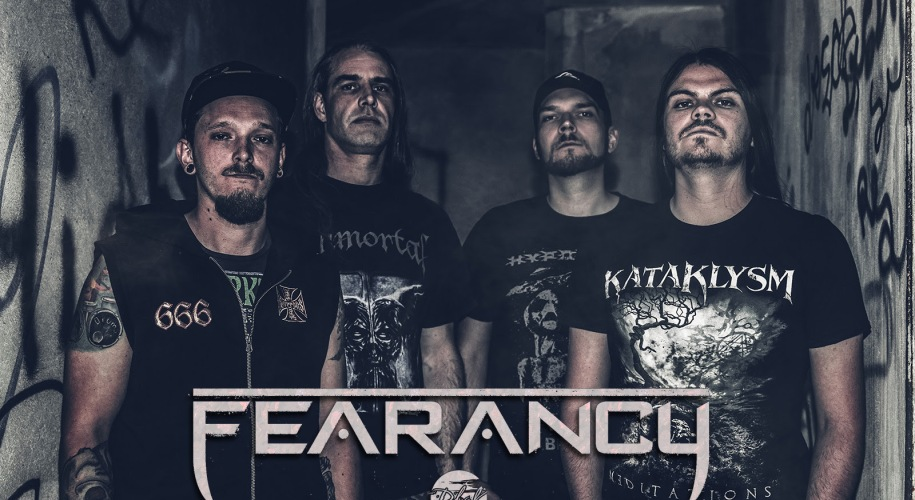 FEARANCY releases a new album this month!