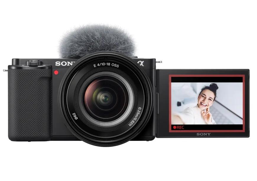 Camera foto Sony Alpha ZV-E10 - Creată special pentru vloggeri? - Review