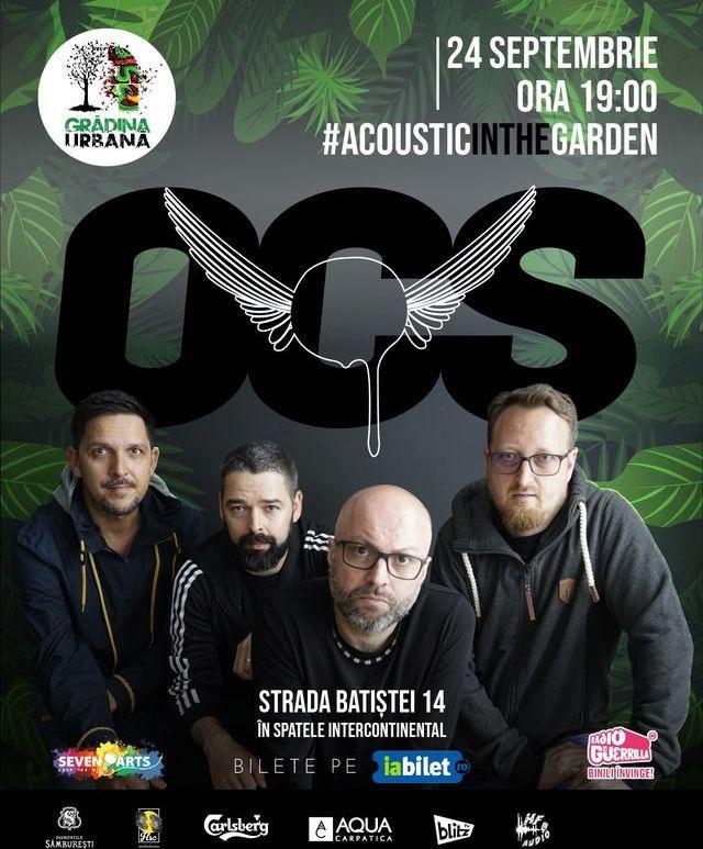 OCS #acousticintheGarden 2021