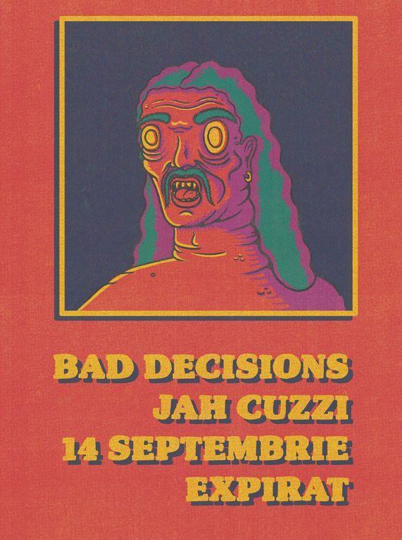 Bad Decisions & Jah Cuzzi • INSRT RAW 2021