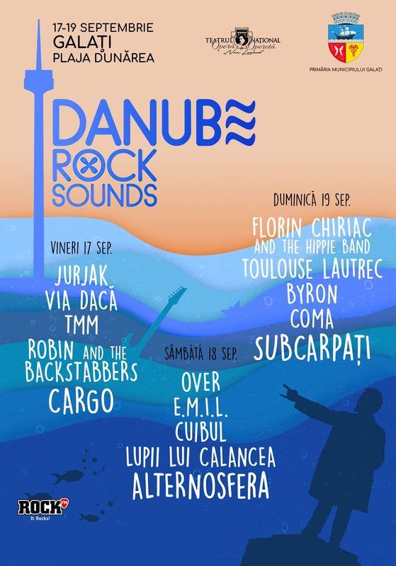 Danube Rock Sounds Galati