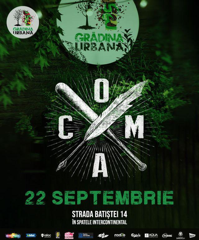 COMA live @ Grădina Urbană 2021