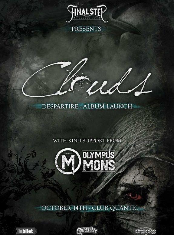 Concert Clouds (Despartire album launch)