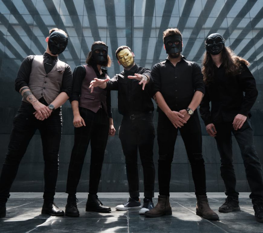 Trupa Taking Back August a lansat EP-ul The Devil's Crown
