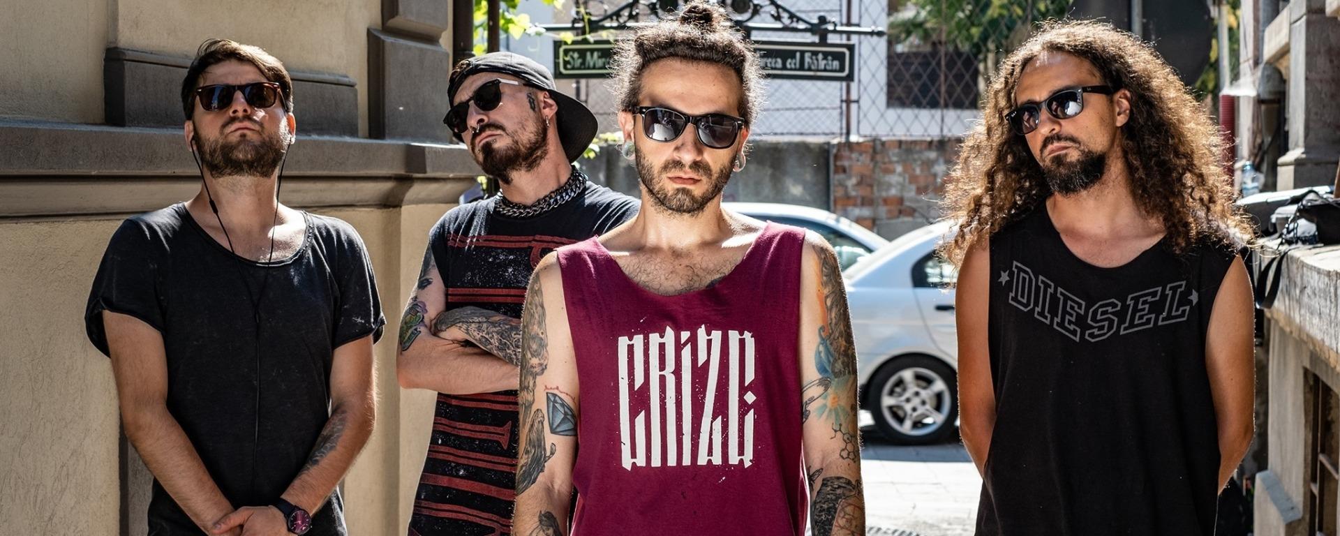 """Trupa CRIZE a lansat piesa """"Cauza Pierdută"""" feat. Jean Gavril"""