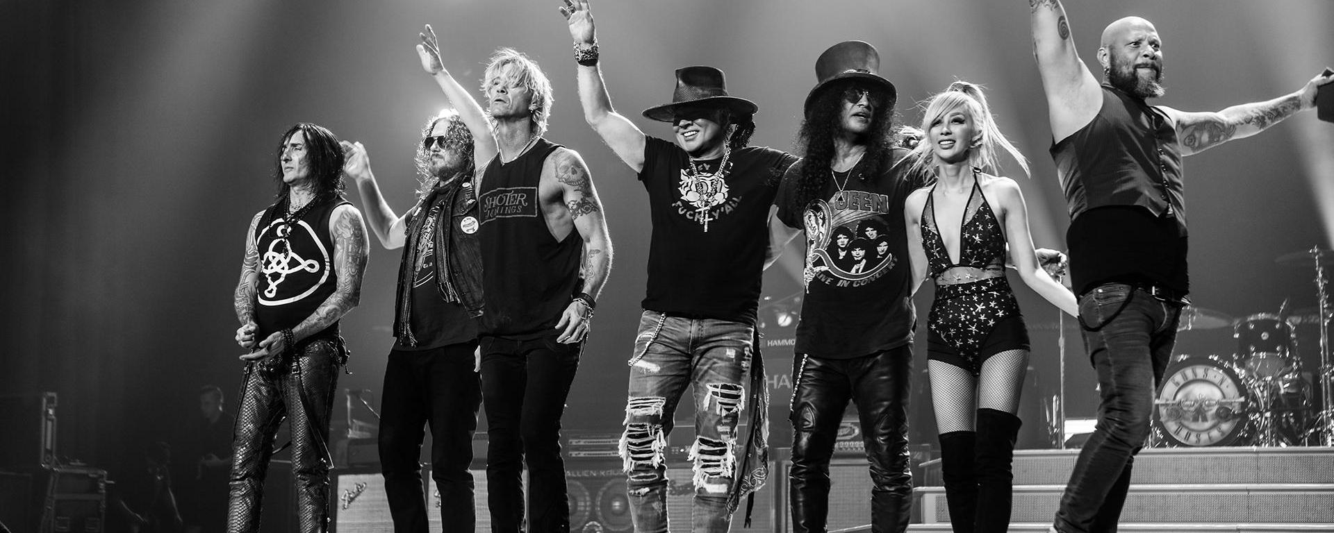 """Guns'n Roses va lansa un EP intitulat """"Hard Skool"""" în februarie"""