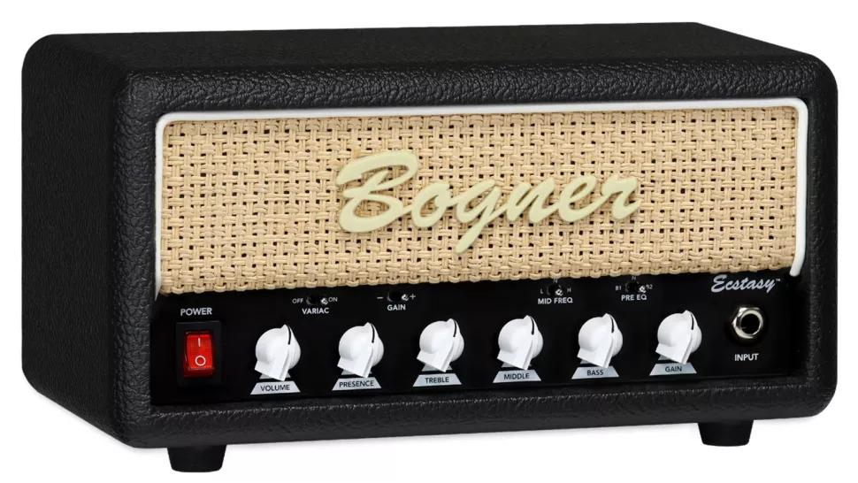 Bogner a lansat noul amplificator Ecstasy Mini de 30 de wati
