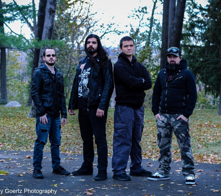 """Canada's VARIUS Tease Upcoming Melodic Death Metal EP """"Concordance"""" With Trailer"""