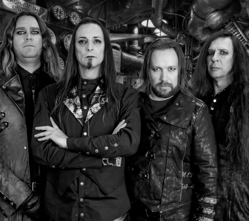 """Kaiser and the Machines of Creation """"...an enjoyable piece of melodic metal..."""""""