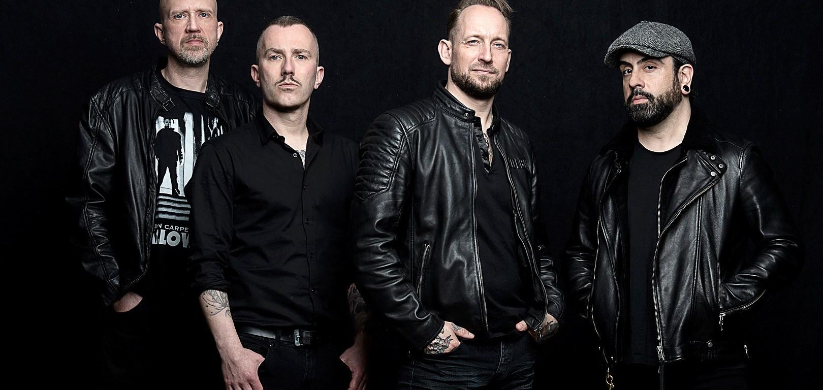 """Ascultă noua piesă despre fantome a celor de la Volbeat, """"Shotgun Blues"""""""