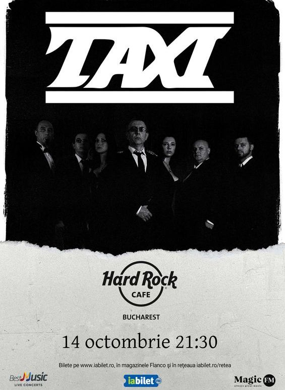 Concert Taxi Live at Hard Rock Cafe