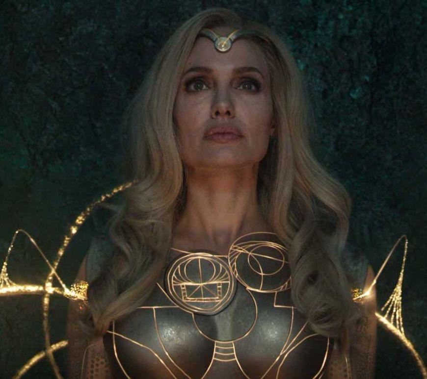 A apărut un nou spot video pentru filmul Eternals de la Marvel