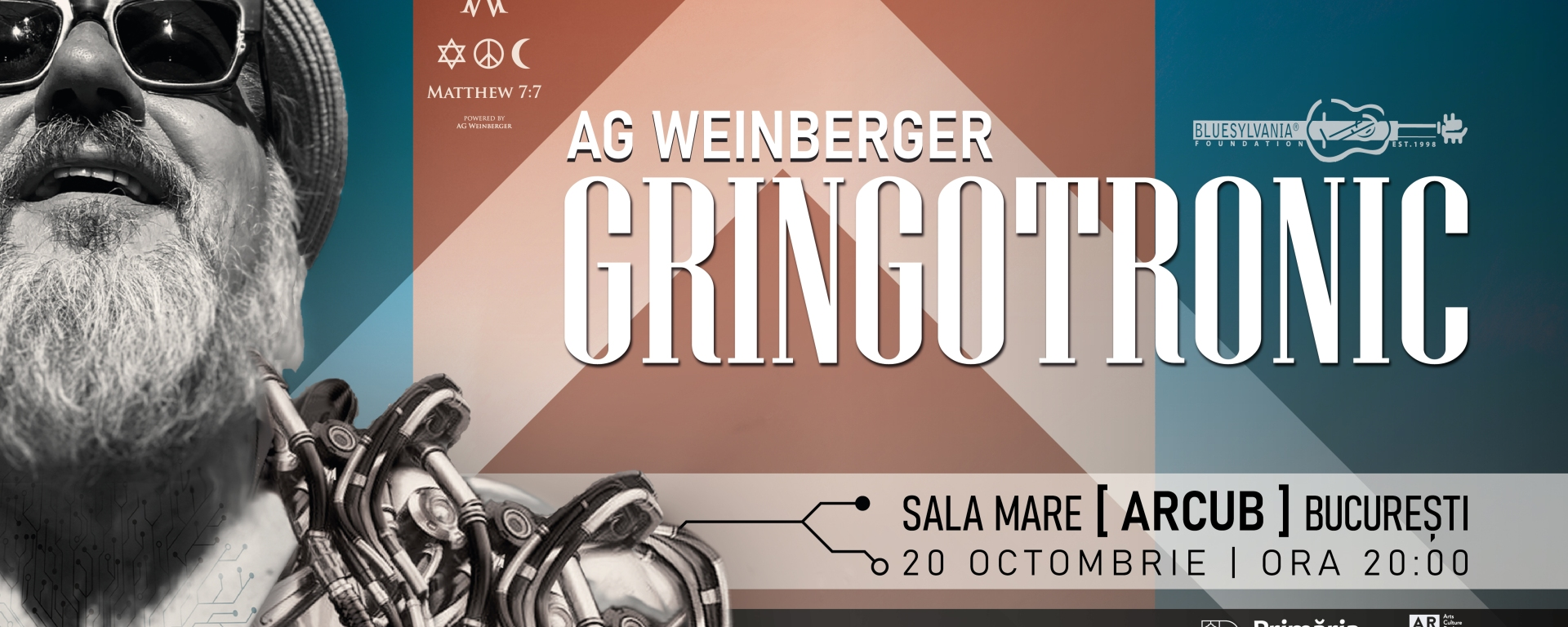 GringoTronic by AG Weinberger, Bucuresti, 20 Octombrie