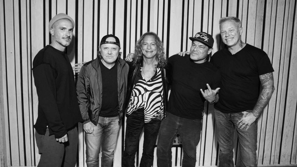 Vezi interviul aniversar de 40 de ani Metallica - Trecutul, prezentul și viitorul