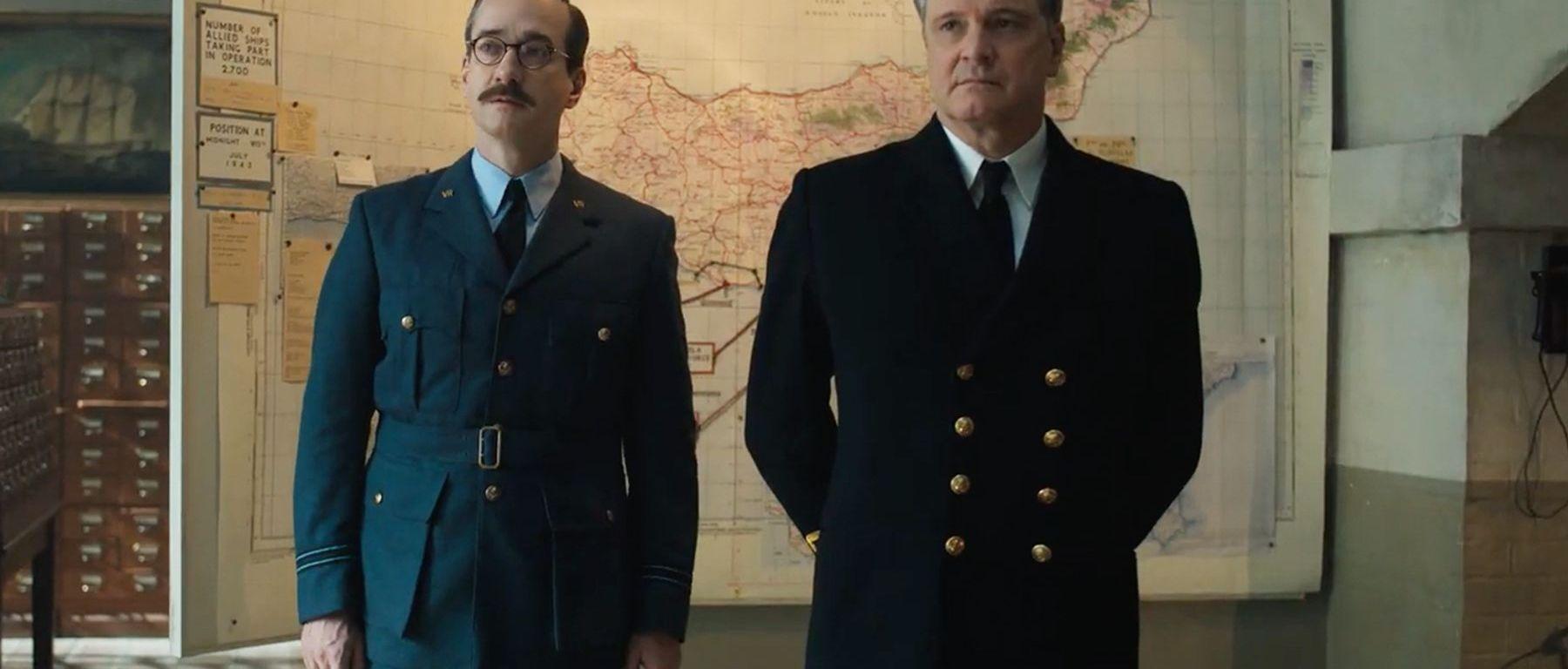Vezi complotul împotriva lui Hitler din trailerul filmului Operation Mincemeat